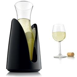 Karafka chłodząca rapid vacu vin czarna vv-3645460