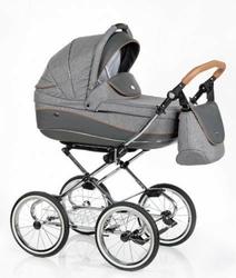 Wózek roan emma 3w1 fotel maxi cosi cabriofix