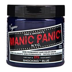 Farba manic panic- high voltage hair color shocking blue