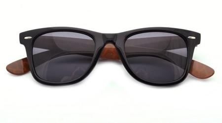 Okulary przeciwsłoneczne  nerdy  panterka james
