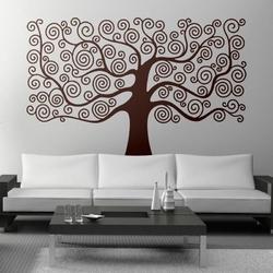 Drzewo 1309 naklejka