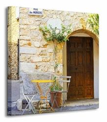 Mougins Village, France - Obraz na płótnie