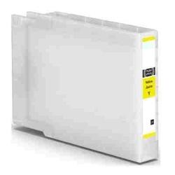 Tusz zamiennik t7544 do epson c13t754440 żółty - darmowa dostawa w 24h