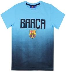 Koszulka fc barcelona barca niebieska 13 lat