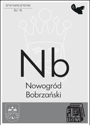 Nowogród Bobrzański - plakat premium Wymiar do wyboru: 21x29,7 cm