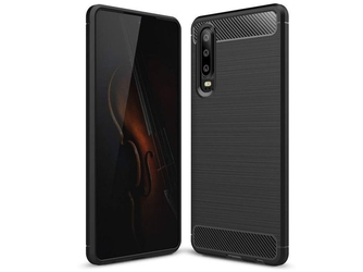 Etui alogy rugged armor do huawei p30 czarne