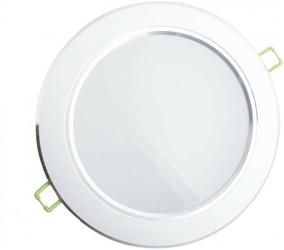 Oprawa stropowa downlight led 9w -4000k - neutralny - biała obudowa