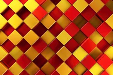 Fototapeta abstrakcja geometryczna 3070
