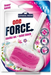 General fresh 4w1, kwiatowa zawieszka do toalety, 40g