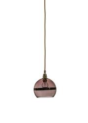 Ebb  flow :: lampa wisząca rowan ø15,5cm miedzianaobsydian