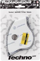 Respro techno filtry zapasowe do masek antysmogowych 2szt