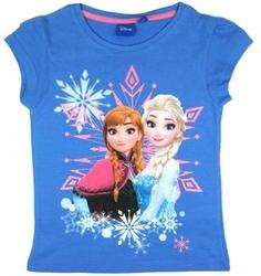 Koszulka frozen  elza  anna  8 lat