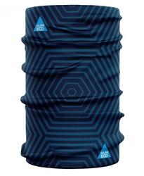 Komin szal chusta szalik kominiarka cienki lekki -sc.14 phanto blue