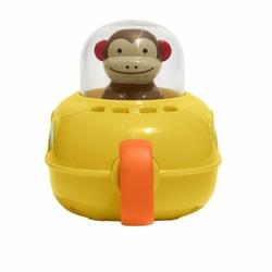 Małpka w łodzi podwodnej - zabawka do kąpieli