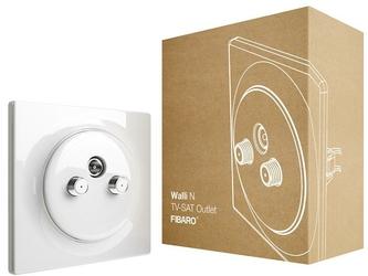 FIBARO WALLI N TV-SAT Outlet - Szybka dostawa lub możliwość odbioru w 39 miastach