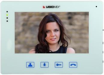 Laskomex monitor mvc-8151 biały kolor 7  - szybka dostawa lub możliwość odbioru w 39 miastach