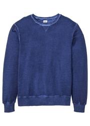 Bluza dresowa bonprix kobaltowy