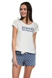 Cornette famp;y girl 36333 heart piżama dziewczęca