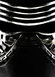 Face it star wars gwiezdne wojny - kylo ren - plakat wymiar do wyboru: 30x40 cm