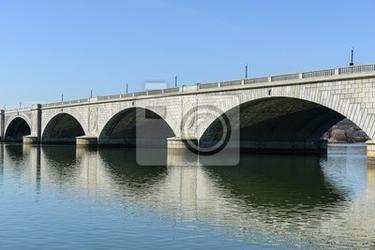 Fototapeta key bridge w waszyngtonie