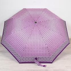 Parasol składany doppler pa118 fioletowy - fioletowy