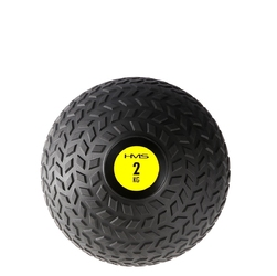 Piłka slam ball 2 kg pst02 - hms - 2 kg