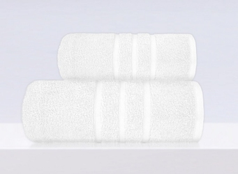 Ręcznik b2b frotex biały 50 x 90