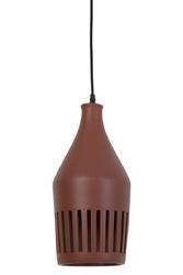 Lampa wisząca twinkle ceramiczny brąz - brązowy