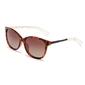 Okulary przeciwsłoneczne kocie oko panterka drd-05c4