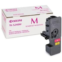 Toner oryginalny kyocera tk-5240m 1t02r7bnl0 purpurowy - darmowa dostawa w 24h