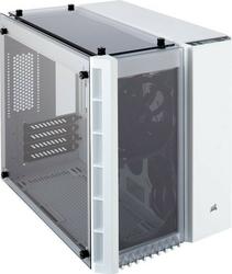 Corsair obudowa crystal series 280x tg micro atx biała
