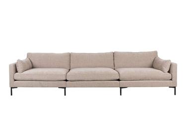 Zuiver :: sofa tapicerowana summer 4,5-osobowa beżowa