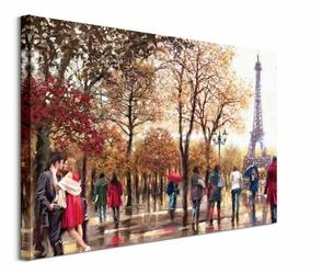 Eiffel Tower - obraz na płótnie