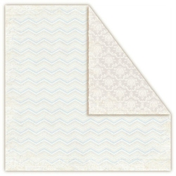 Papier ozdobny 30x30 cm frosty morning - zigzag - 06