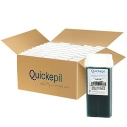 Quickepil 50 szt.wosk do depilacji rolka azulen 110g