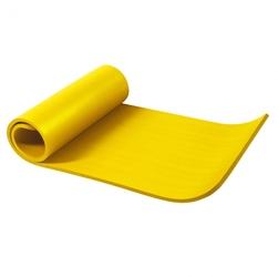 Mata do jogi 190x60x1,5 cm żółta
