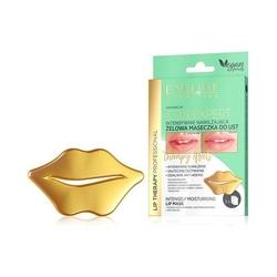 Eveline lip therapy professional żelowa maseczka do ust intensywnie nawilżająca 1op.-3szt