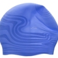 Czepek silikonowy vivo b-1318 3-d niebieski