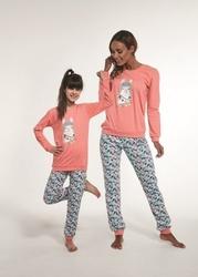 Piżama dziewczęca cornette kids girl 353115 llama dłr 86-128