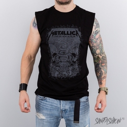 Tank amplified metallica black album