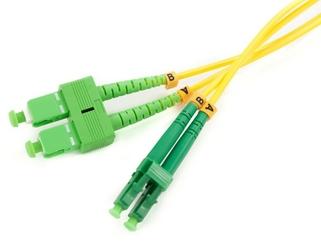 Patchcord światłowodowy sm 3m duplex 9125, scapc-lcapc - szybka dostawa lub możliwość odbioru w 39 miastach