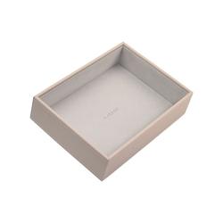Pudełko na biżuterię open classic Stackers jasnoróżowe