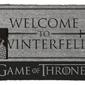 Gra o tron quot;welcome to winterfellquot;  - wycieraczka