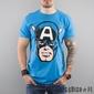 Koszulka marvel - captain america blue
