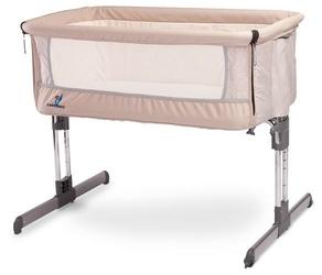 Caretero sleep2gether beige łóżeczko dostawne + puzzle