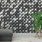 Tapeta na ścianę - crossword design , rodzaj - próbka tapety 50x50cm