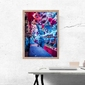 Jarmark we wrocławiu - plakat premium wymiar do wyboru: 40x60 cm