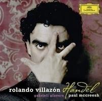 Handel: arias jewelcase p - rolando villazon płyta cd