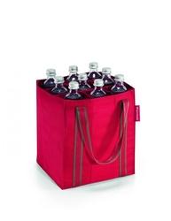 Torba bottlebag red - red