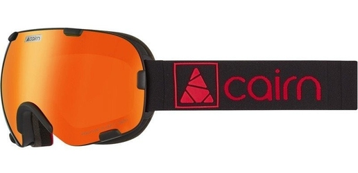 Gogle narciarskie cairn spirit spx3 - black orange